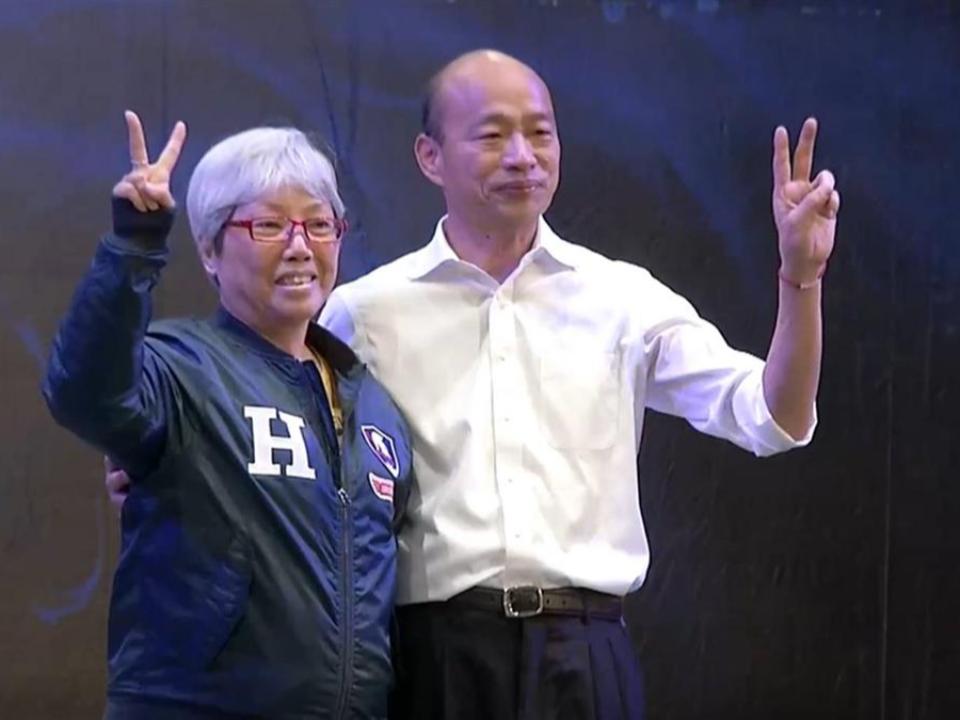 砸百萬買韓國瑜原味鋼鐵H夾克  高雄百貨界著名的「退貨姐」