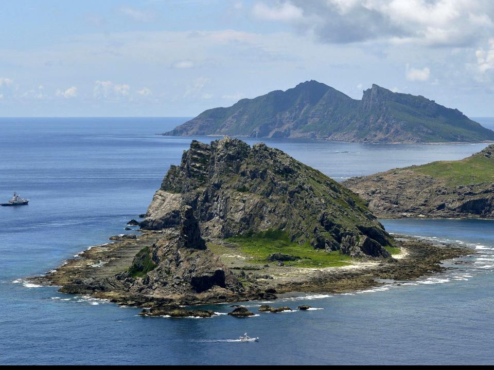 派賽鴿「突襲」釣魚台失敗收場  從國際法看領土爭議與台灣困境