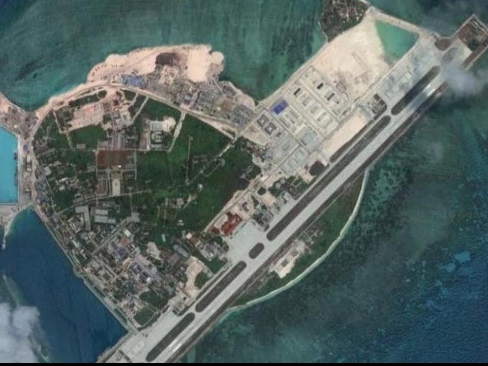 南海爭議!海南三沙設市轄區? 中國政府駐永興島、永暑礁