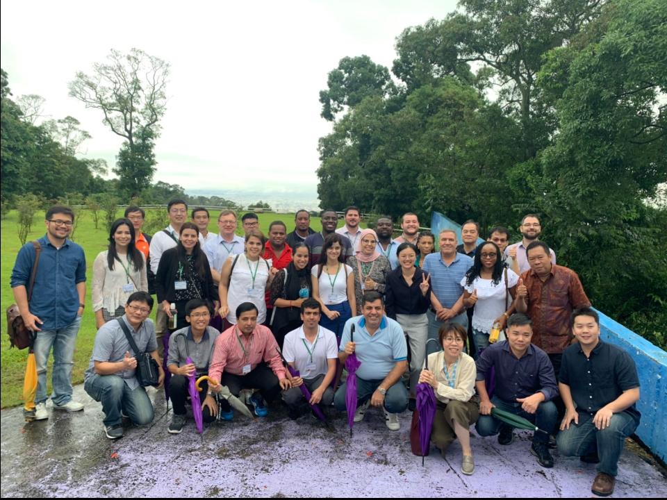 國際友人參訪豐原公老坪社區 盛讚農村再生豐碩成果