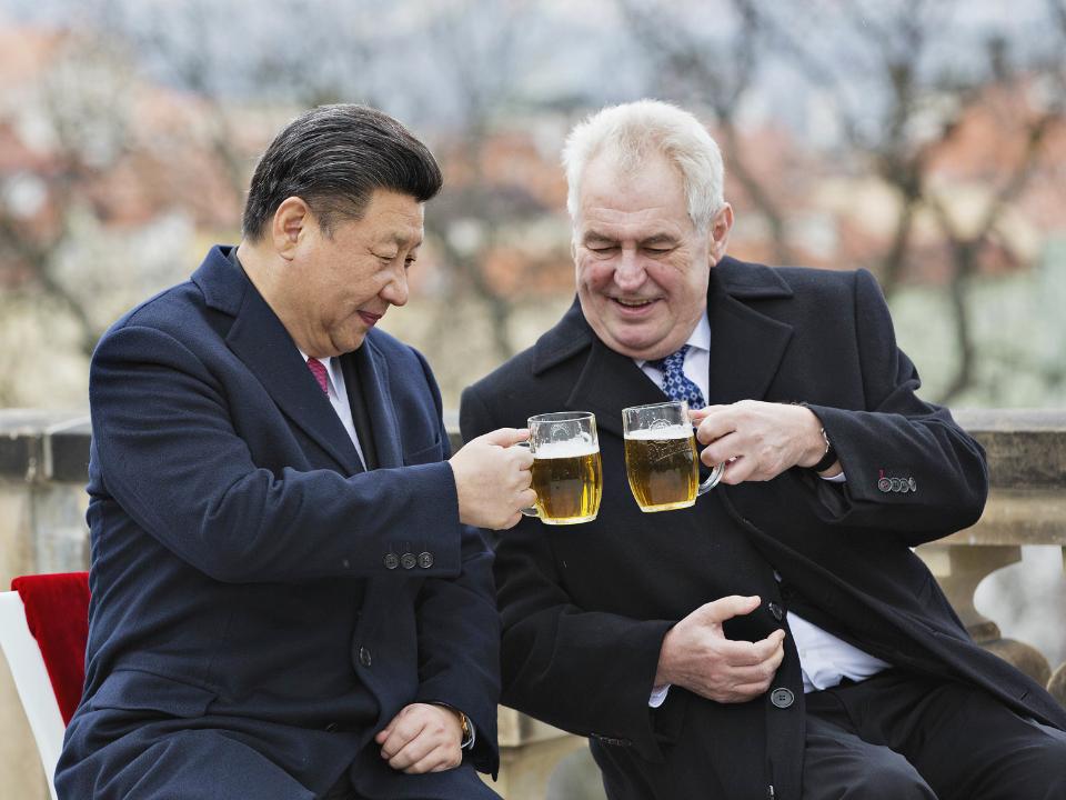 布拉格解除「北京姊妹市」關係 中國使館回應:背信棄義!