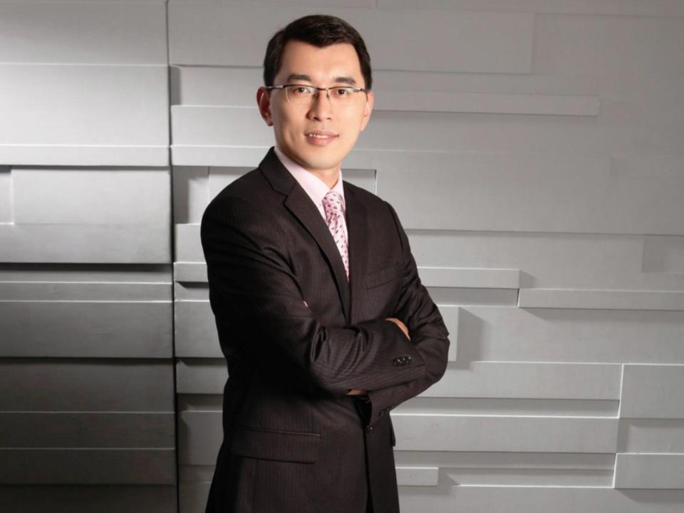 泛藍陣營分裂!新黨參戰2020總統 財經主持人楊世光出征