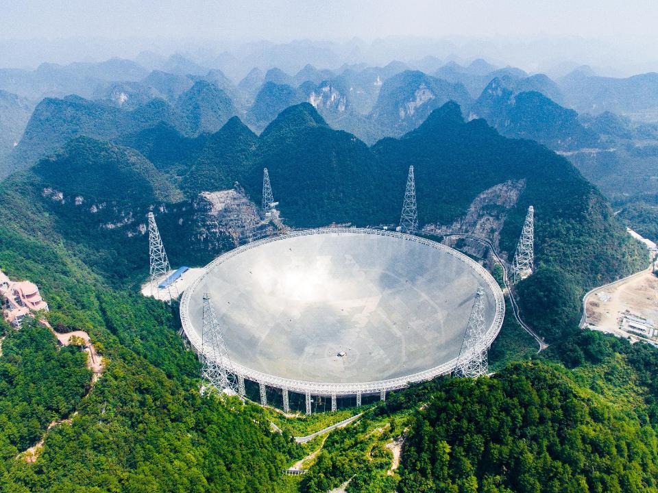不顧霍金生前嚴厲警告!中國宣布「天眼」有新發現